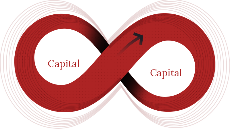 We Bridge - Human Capital Financial capital